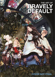 ART OF BRAVELY DEFAULT HC (C: 0-1-2) 2/6/2019