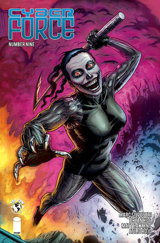 CYBER FORCE #9 (MR) 12/19/2018