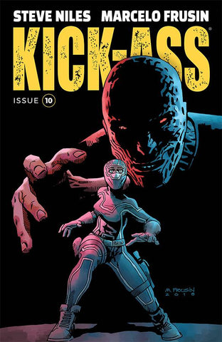 KICK-ASS #10 CVR A FRUSIN (MR) 12/5/2018