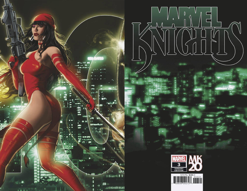 MARVEL KNIGHTS 20TH #3 (OF 6) ANDREWS CONNECTING VAR 12/5/2018
