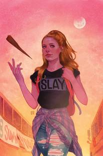 BUFFY THE VAMPIRE SLAYER #1 WADA VAR 1/23/2019