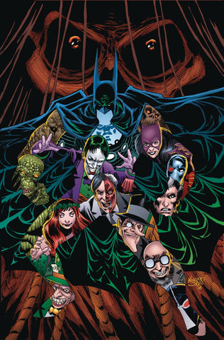 BATMAN KINGS OF FEAR #6 (OF 6) 1/9/2019