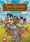 DISNEY DON QUIXOTE STARRING GOOFY & MICKEY TP (C: 1-1-2)