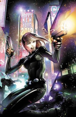 BLACK WIDOW #1 1/16/2019