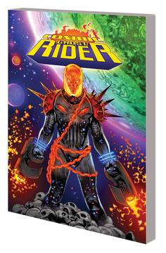COSMIC GHOST RIDER TP BABY THANOS MUST DIE