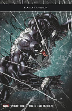 WEB OF VENOM UNLEASHED #1 BRADSHAW VAR 1/9/2019
