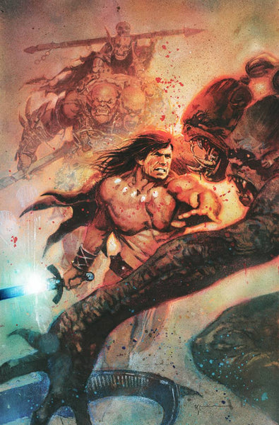 CONAN THE BARBARIAN #1 SIENKIEWICZ VAR 1:200 1/2/2019