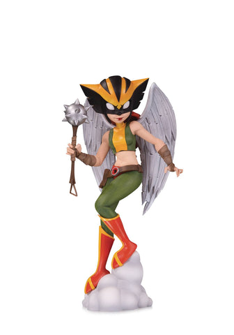 DC ARTISTS ALLEY HAWKGIRL BY ZULLO VINYL FIG 7/31/2019
