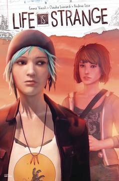 LIFE IS STRANGE #4 CVR B GAME ART (MR) 2/20/2019