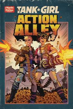 TANK GIRL ACTION ALLEY #3 CVR A PARSON 2/20/2019