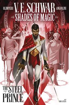SHADES OF MAGIC TP VOL 01 STEEL PRINCE 3/6/2019