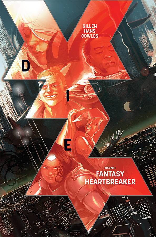 DIE TP VOL 01 FANTASY HEARTBREAKER (MR) 6/5/2019