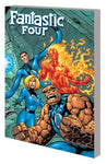 FANTASTIC FOUR COMPLETE COLLECTION TP VOL 01 HEROES RETURN 3/13/2019