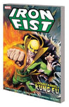IRON FIST DEADLY HANDS KUNG FU TP COMPLETE COLLECTION 2/27/2019