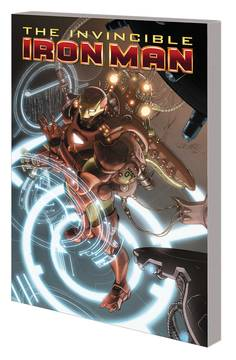 IRON MAN BY FRACTION & LARROCA COMPLETE COLLECTION TP VOL 01 3/20/2019