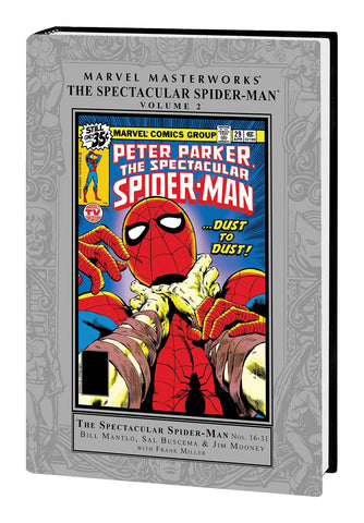 MMW SPECTACULAR SPIDER-MAN HC VOL 02 6/12/2019