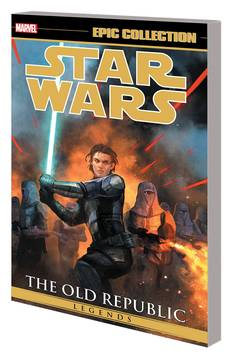 STAR WARS LEGENDS EPIC COLLECTION OLD REPUBLIC TP VOL 03 3/20/2019