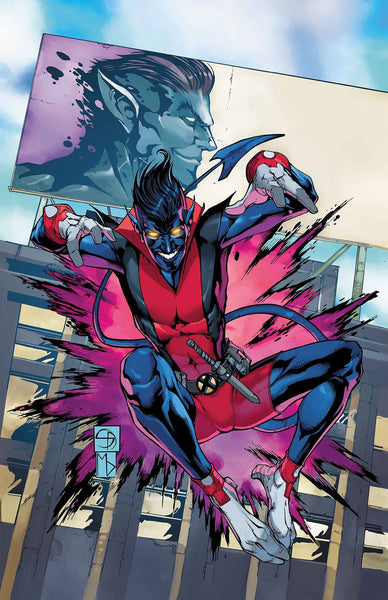 AGE OF X-MAN AMAZING NIGHTCRAWLER #1 (OF 5) 2/20/2019