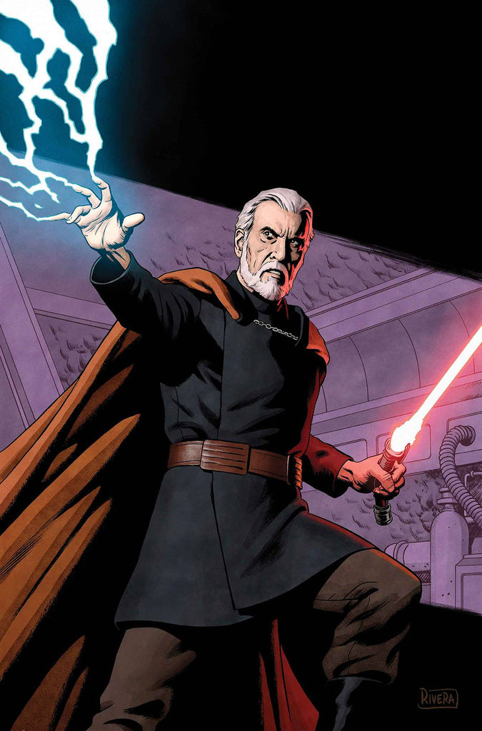 STAR WARS AOR COUNT DOOKU #1 2/13/2019