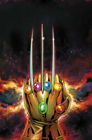 WOLVERINE INFINITY WATCH #1 (OF 5) 2/20/2019