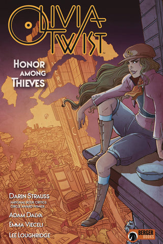 OLIVIA TWIST HC HONOR AMONG THIEVES (C: 0-1-2) 4/24/2019