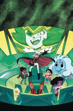 STEVEN UNIVERSE ONGOING #25 MAIN PENA CVR 2/27/2019