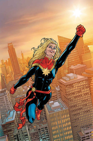 AMAZING SPIDER-MAN #16 HAWTHORNE CAPTAIN MARVEL VAR 2/27/2019