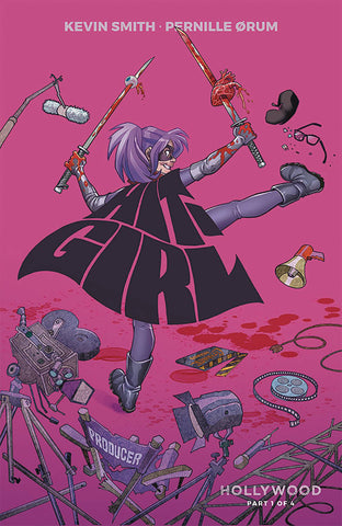 HIT-GIRL SEASON TWO #1 CVR C CONNER (MR) 2/13/2019