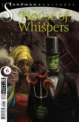 HOUSE OF WHISPERS #6 (MR) 2/13/2019