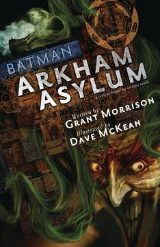ABSOLUTE BATMAN ARKHAM ASYLUM HC 30TH ANNIV ED 9/11/2019
