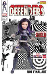 DEFENDERS BEST DEFENSE #1 MARVEL RISING DOLL HOMAGE VAR 12/19/2018