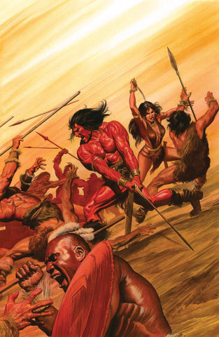 SAVAGE SWORD OF CONAN #3 3/20/2019