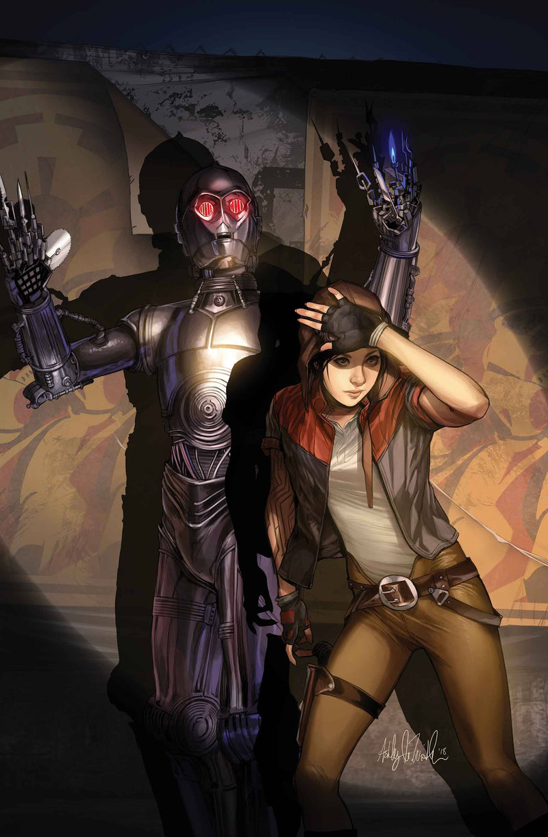 STAR WARS DOCTOR APHRA