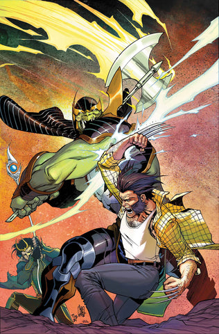 WOLVERINE INFINITY WATCH #2 (OF 5) 3/20/2019