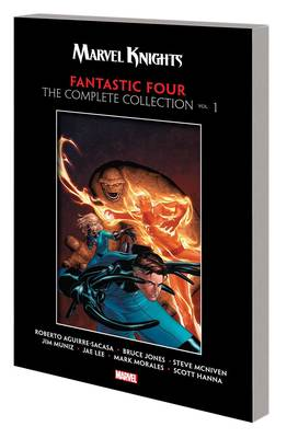 MARVEL KNIGHTS FANTASTIC FOUR TP COMPLETE COLLECTION VOL 01 3/27/2019