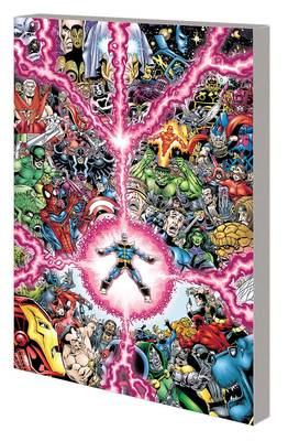 MARVEL UNIVERSE TP THE END 4/3/2019