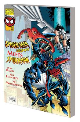 SPIDER-MAN 2099 VS VENOM 2099 TP 4/17/2019
