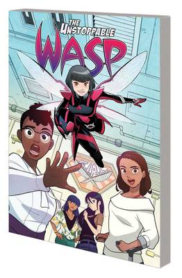 UNSTOPPABLE WASP TP UNLIMITED 4/24/2019