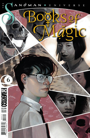 BOOKS OF MAGIC #6 (MR) 3/27/2019