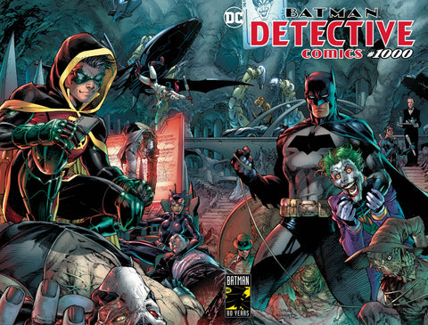 DETECTIVE COMICS #1000 (NOTE PRICE) 3/27/2019
