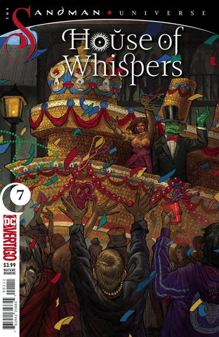 HOUSE OF WHISPERS #7 (MR) 3/13/2019