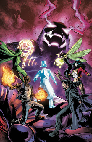 SUICIDE SQUAD BLACK FILES #5 (OF 6) 3/6/2019