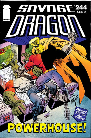 SAVAGE DRAGON #244 (MR) 3/13/2019