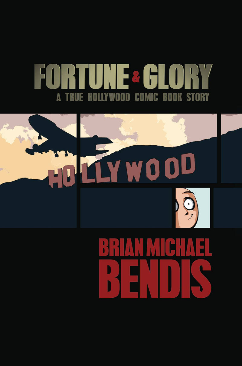 FORTUNE & GLORY A TRUE HOLLYWOOD COMIC BOOK STORY TP 4/10/2019