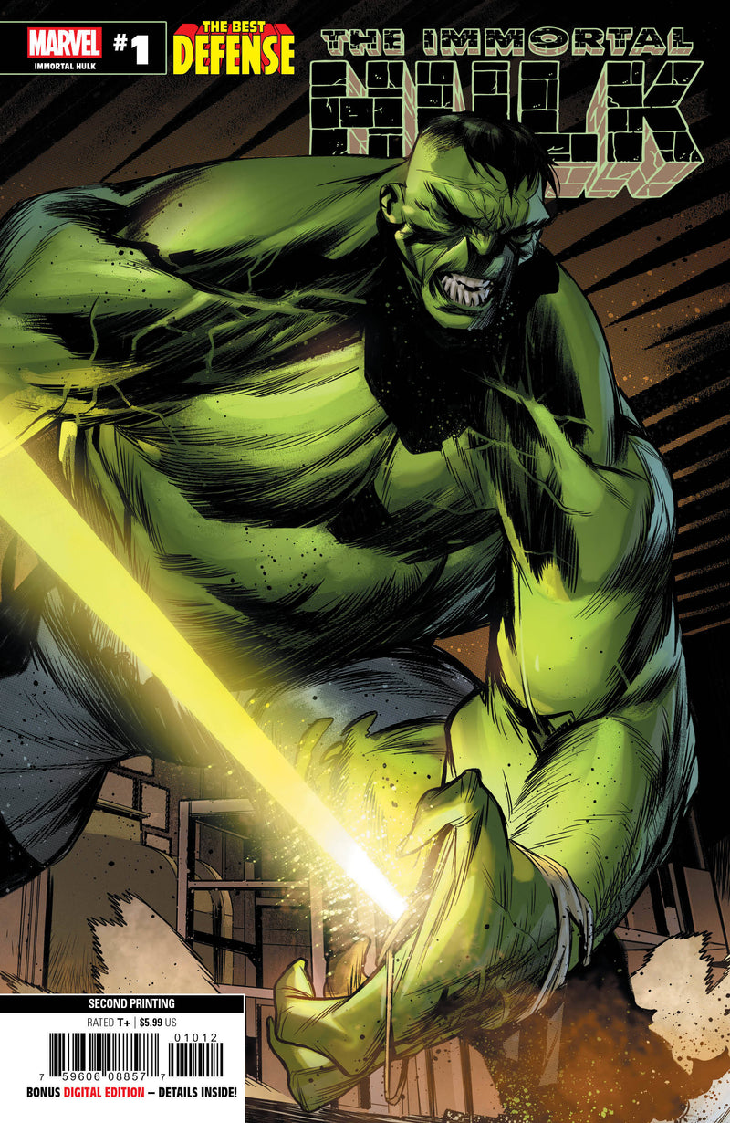 DEFENDERS IMMORTAL HULK