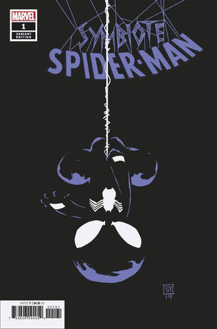 SYMBIOTE SPIDER-MAN #1 YOUNG VAR 4/10/2019