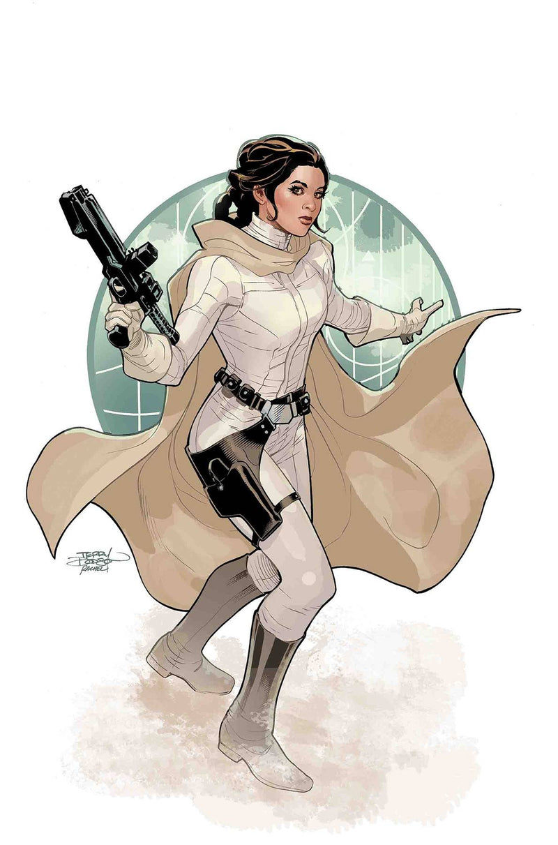 STAR WARS AOR PRINCESS LEIA