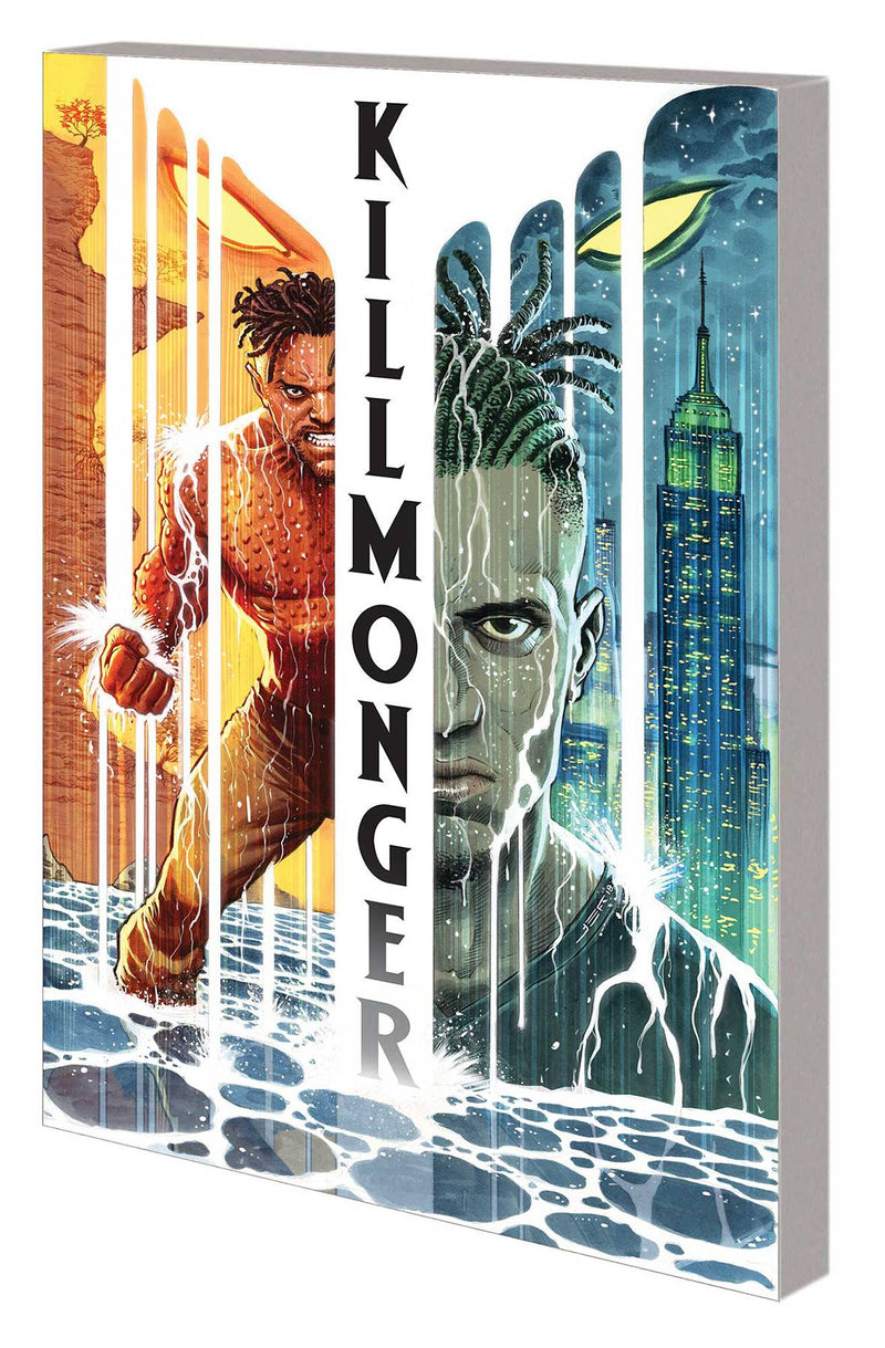 BLACK PANTHER KILLMONGER TP BY ANY MEANS 5/1/2019