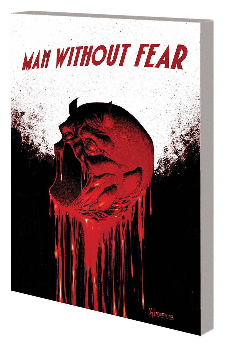 MAN WITHOUT FEAR TP DEATH OF DAREDEVIL 5/1/2019