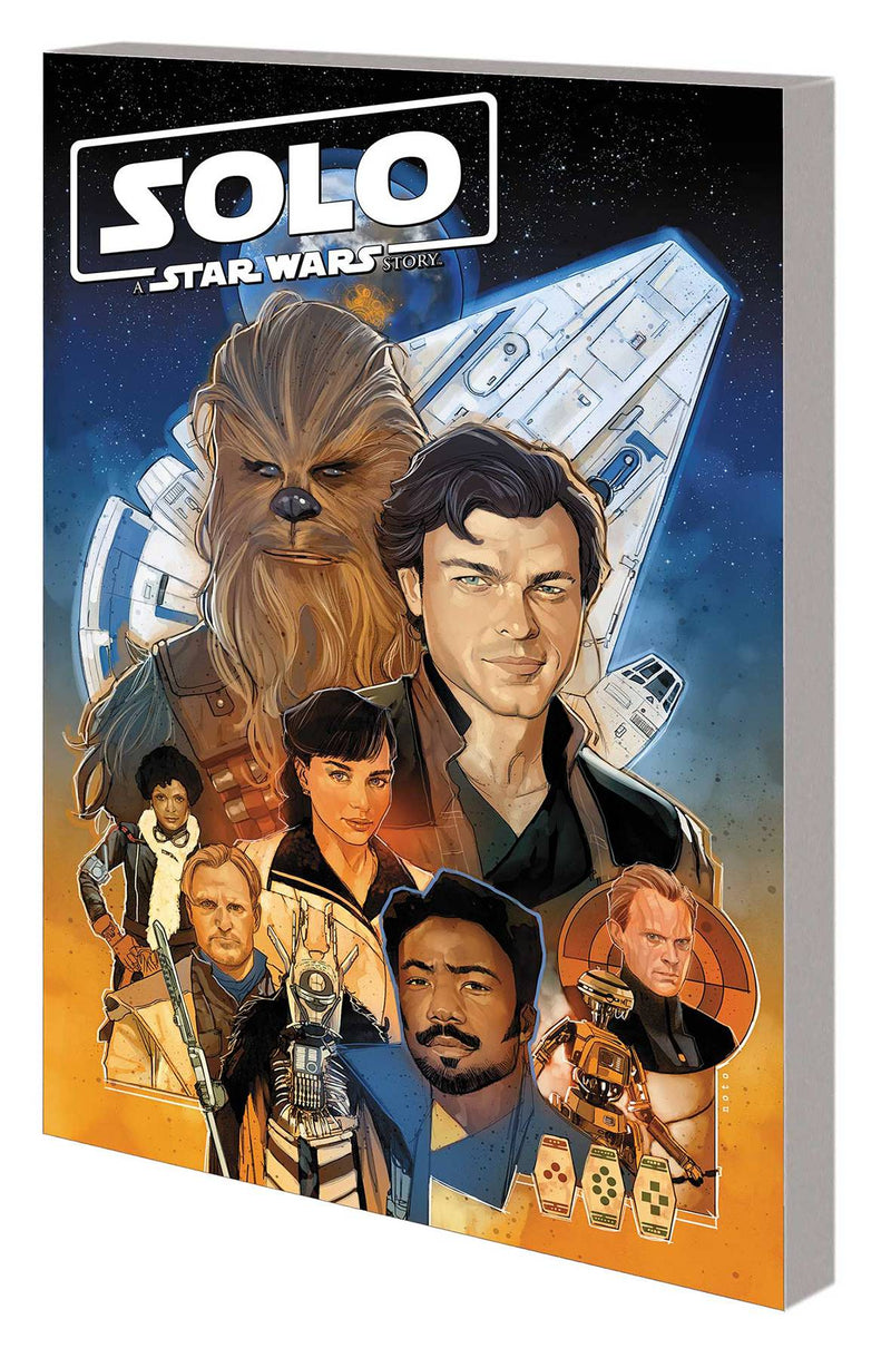 SOLO TP STAR WARS STORY ADAPTATION 6/5/2019